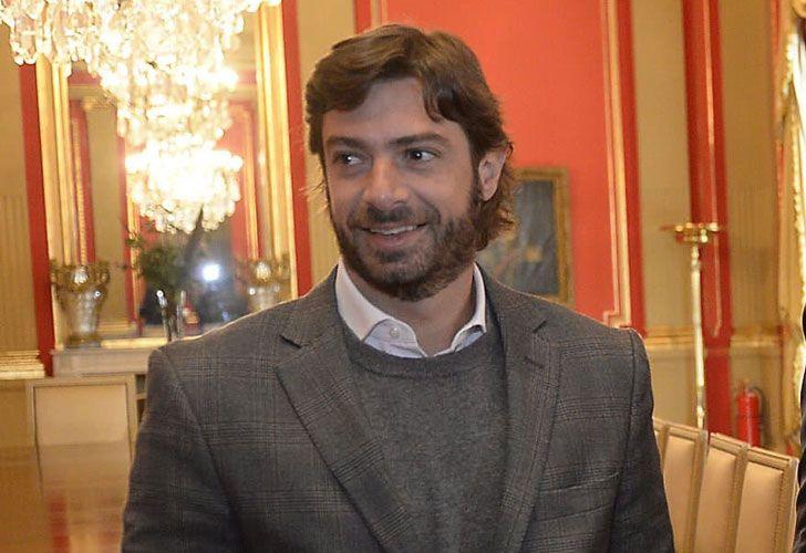 Federico Salvai, ministro de Gobierno bonaerense, quiere una alianza con el peronismo.