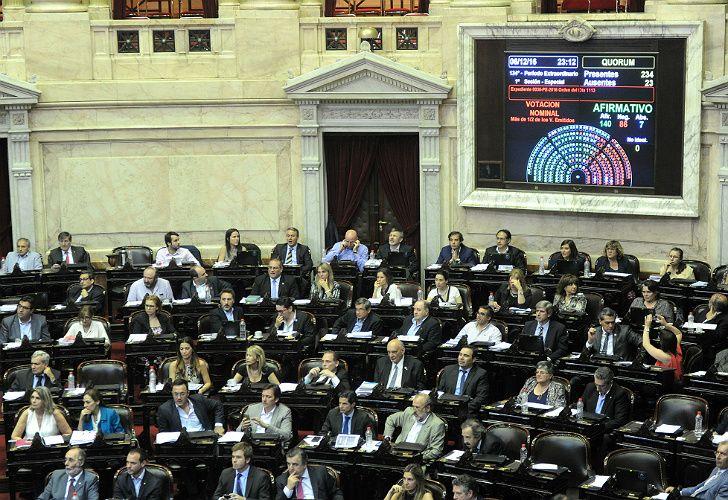 Diputados aprobó el proyecto de reforma a las Ganancias.