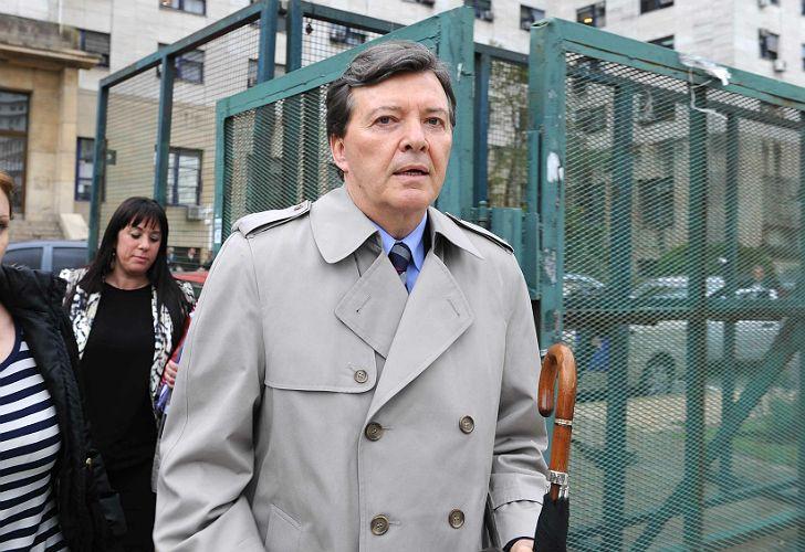 César Milani, procesado.