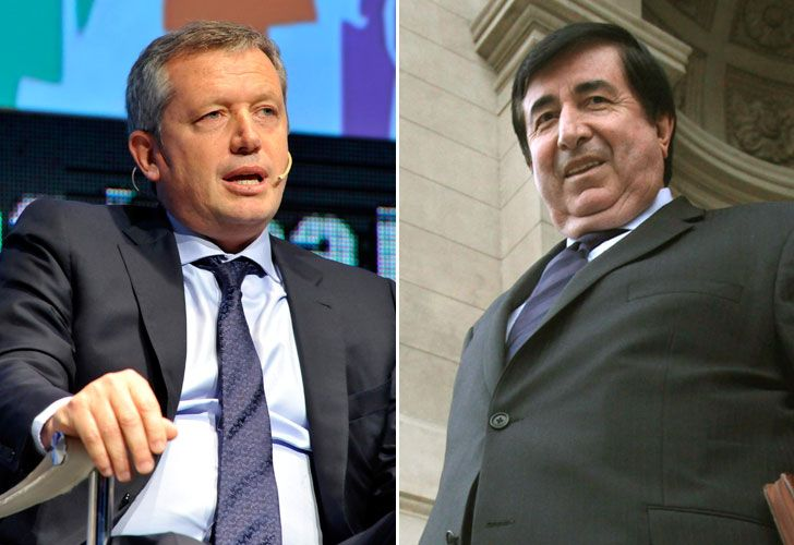 Emilio Monzó y Jaime Durán Barba