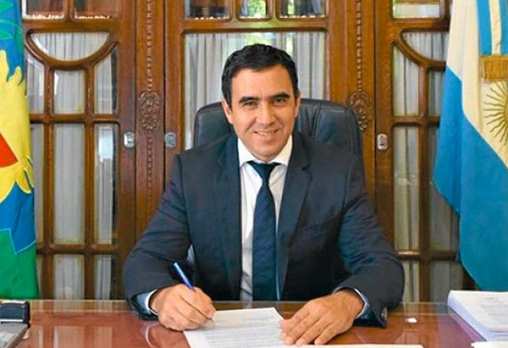 Melitón López, titular de Loterías de la Provincia
