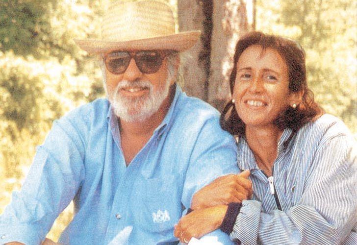 Carlos Carrascosa y María Marta García Belsunce