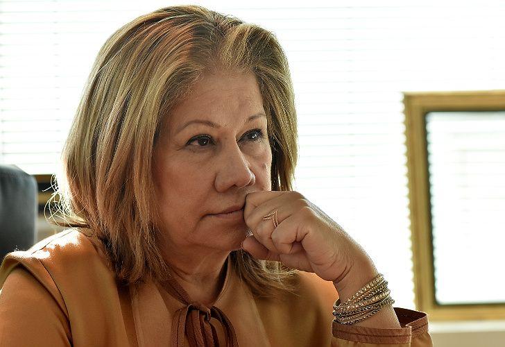 Graciela Camaño despidió al asesor que