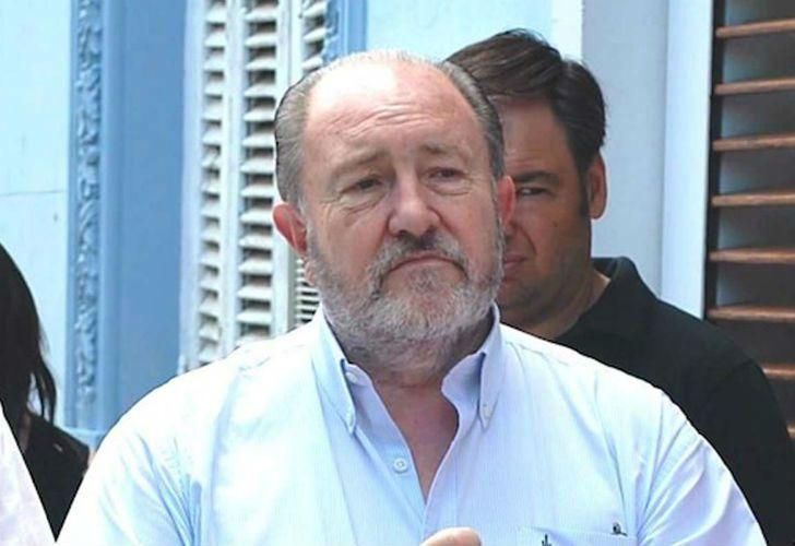 El gobernador pampeanos, Carlos Verna.