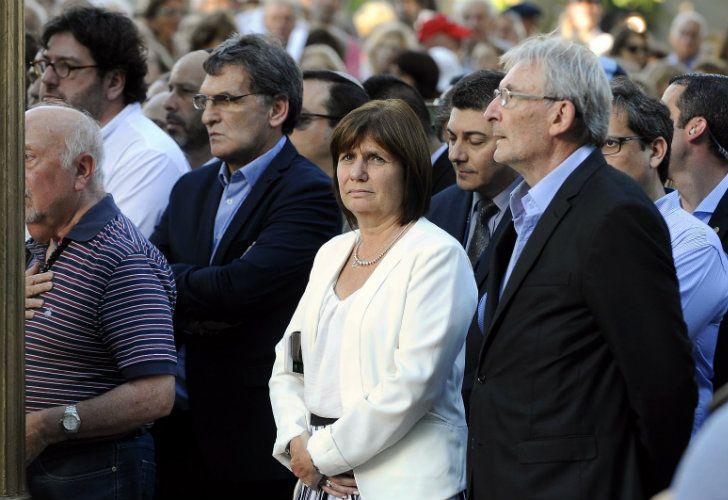 Homenaje a Alberto Nisman a dos años de su muerte