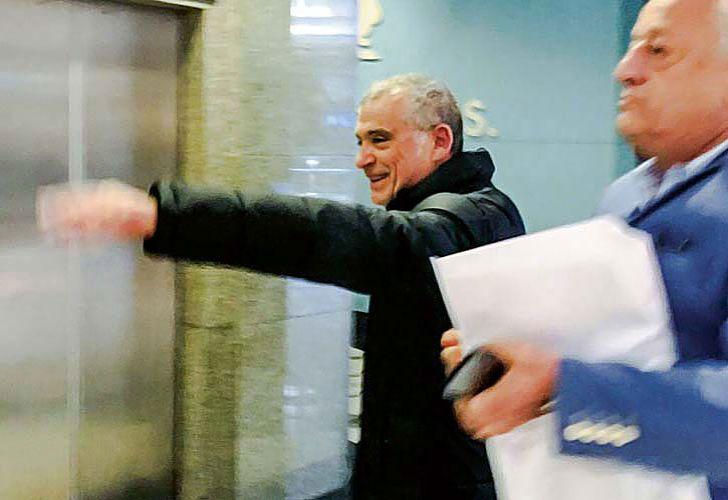Jaime. Intentará sacar la investigación de los audios del juzgado de Sebastián Casanello.