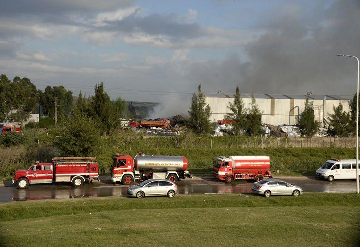 Incendio Fabrica