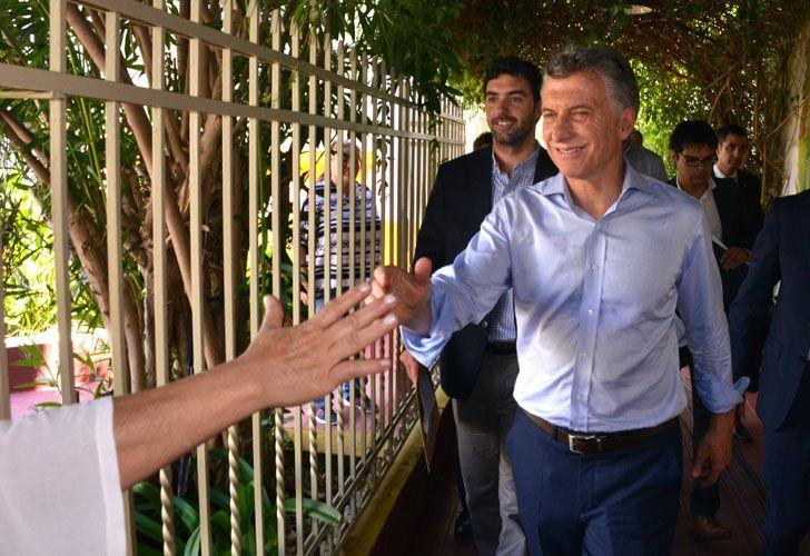 Macri en San Luis
