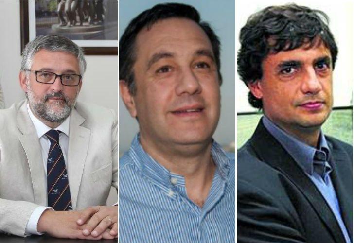 Los ministros de Economía, Educación y Trabajo salieron a responderle a los gremios docentes.