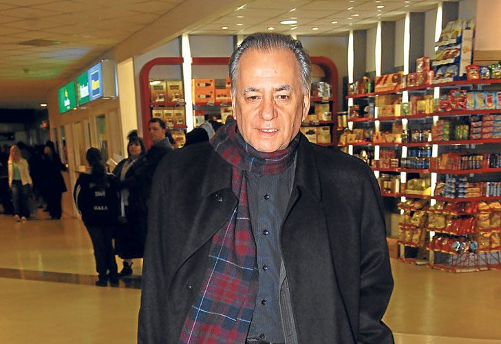 Carlos Grosso, asesor de Macri en las sombras.