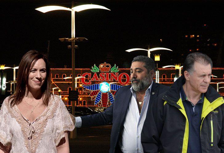 Vidal, Angelici y López