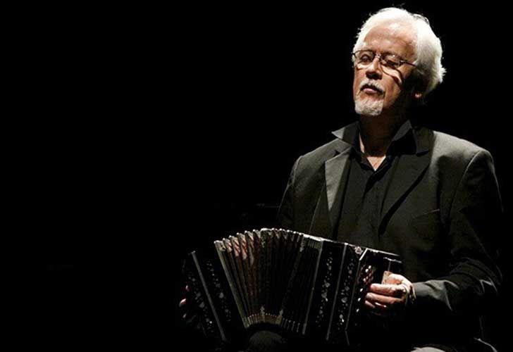 Homenaje a Astor Piazzolla en el CCK. Walter Ríos.