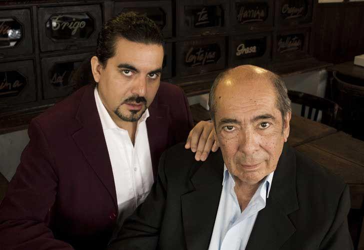 Homenaje a Astor Piazzolla en el CCK. El violinista Fernando Suárez Paz.