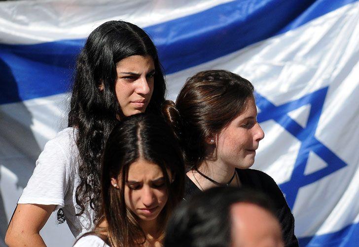 Acto aniversario del atentado a la embajada de israel