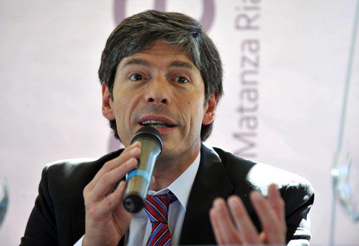 Juan Manuel Abal Medina.