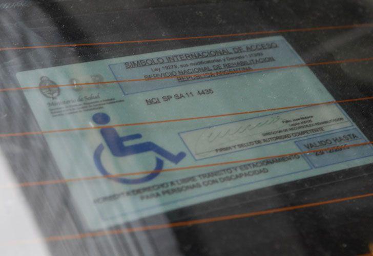 Certificados de discapacidad
