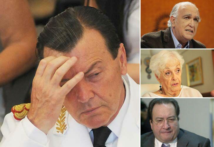Caso Milani | Carlos Arlasnian, Ricardo Gil Lavedra y Graciela Fernández Meijide declaran como testigos.