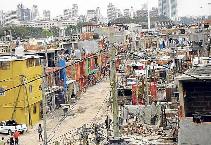 La 31. La urbanización es una de las apuestas de la gestión.