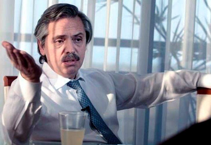 Alberto Fernández, en la puja por el PJ.