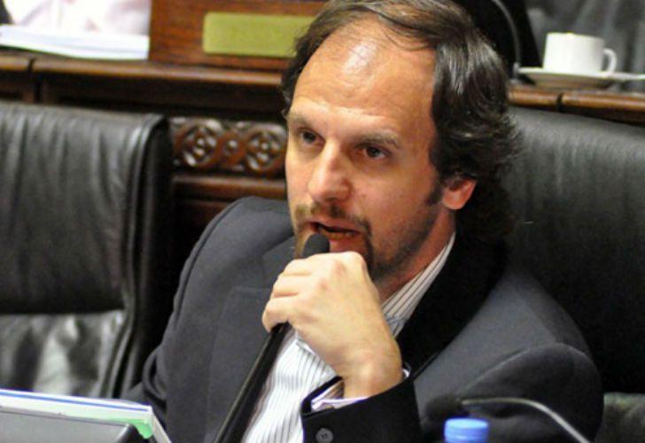 El presidente del Consejo de la Magistratura porteño, dirigente del PRO y de Boca, Enzo Pagani, murió repentinamente hoy en Paraná