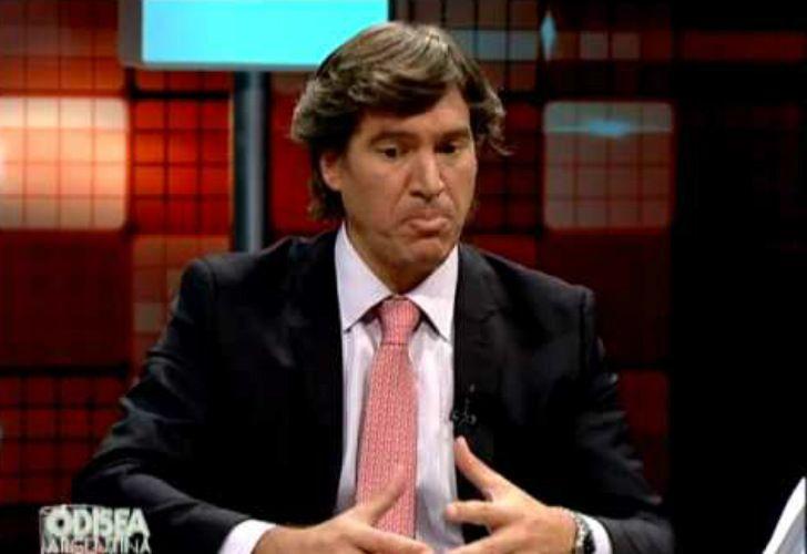 El nuevo Procurador del Tesoro Nacional, Bernardo Saravia Frías