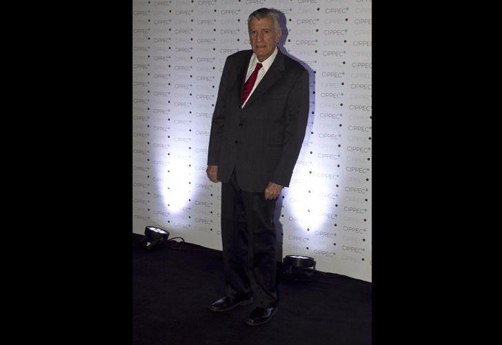 José Luis Gioja, presidente del PJ.