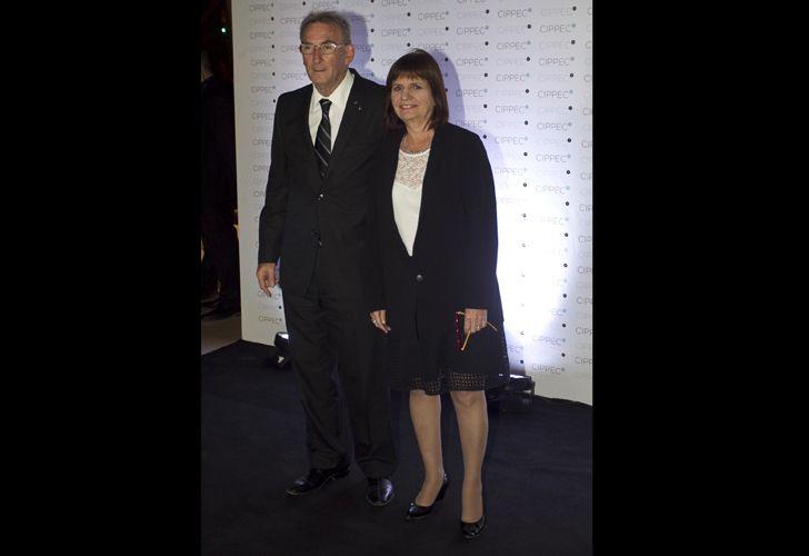 Ministra de Seguridad, Patricia Bullrich.