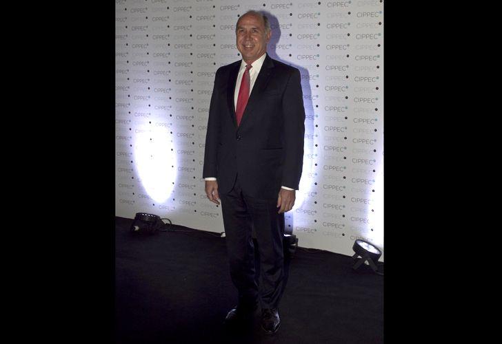 Presidente de la Corte Suprema, Ricardo Lorenzetti.