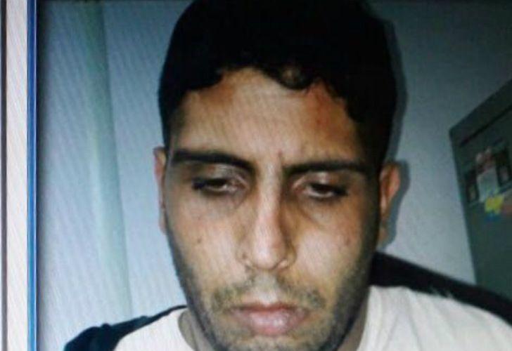 Darío Baradacco, el principal sospechoso del crimen de Araceli Fulles.