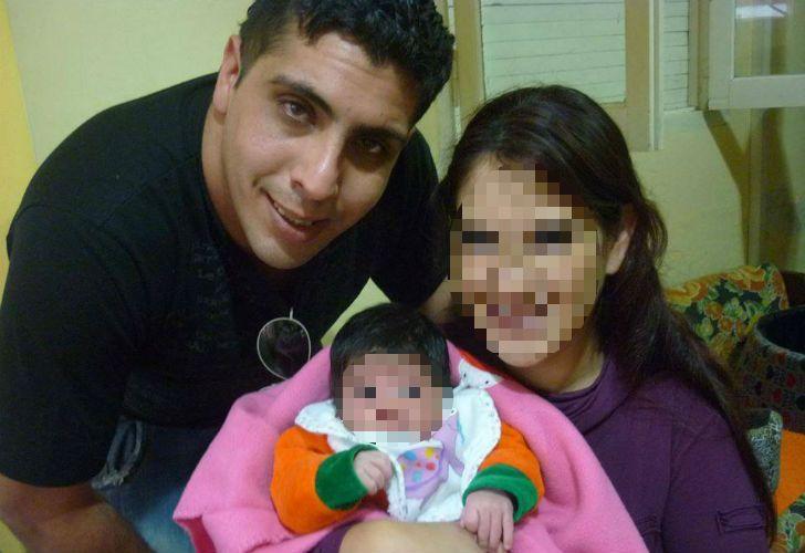 Baradacco estaba siendo investigado desde que los familiares de la joven denunciaron su desaparición.