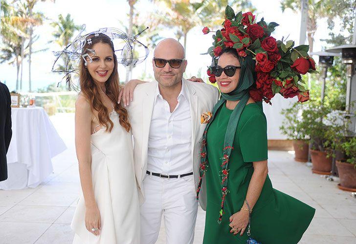 Athina Marturet, Pablo de Ritis, & Sol Perez