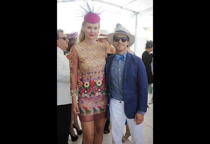 Valeria & Andrew Simon