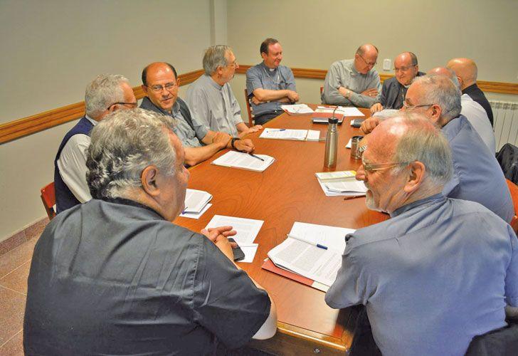 En Pilar. Los miembros del Episcopado cerrarán hoy las deliberaciones de la 113º asamblea.