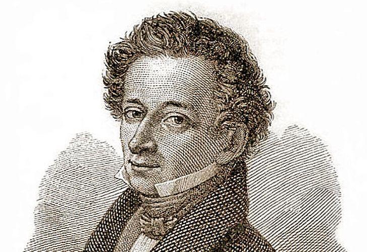 Giacomo Leopardi.