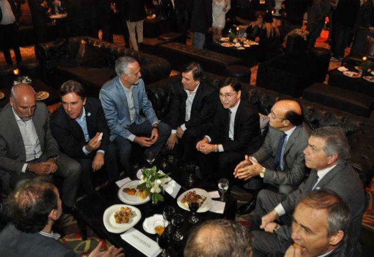 El encuentro fue realizado en el hotel Sheraton con la presencia de más de 200 invitados