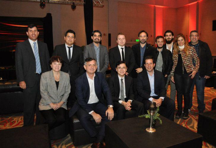 Jorge Fontevecchia encabezó la presentación del Diario Perfil Córdoba