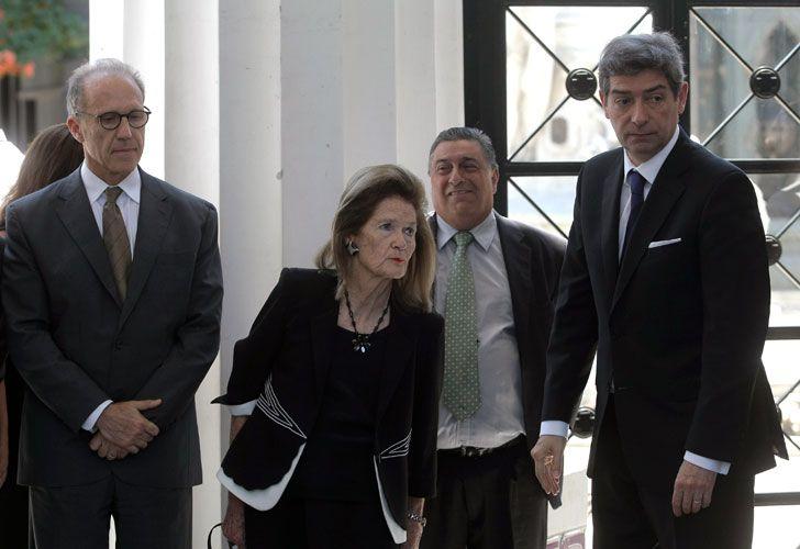 Highton de Nolasco, Rosatti Y Rosenkrantz