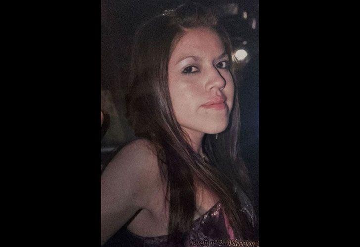 Nahir Mamani. Tenía 20 años. Asesinada en febrero.