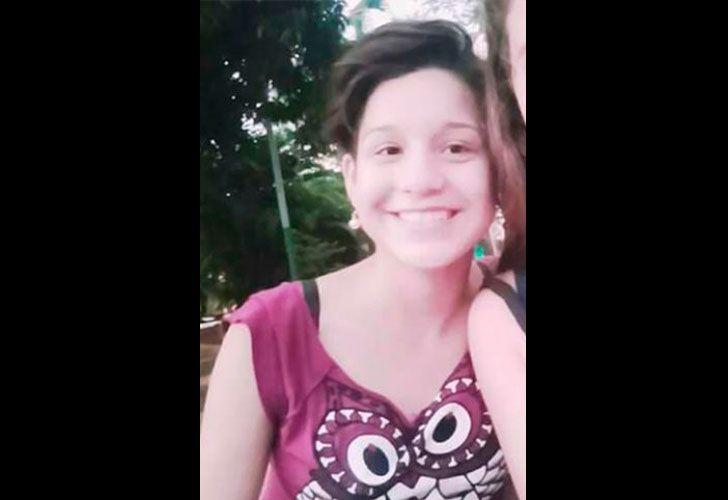 Belén Rivas. Tenía 16 años. Asesinada en abril.