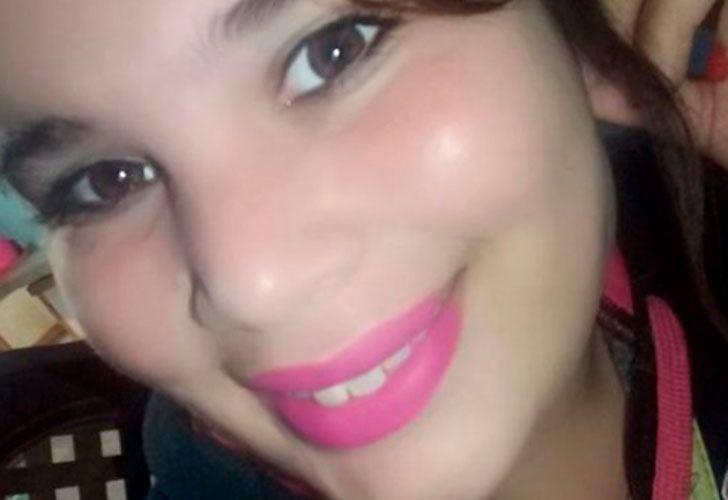Cintia Morán. Tenía 19 años. Asesinada en junio.