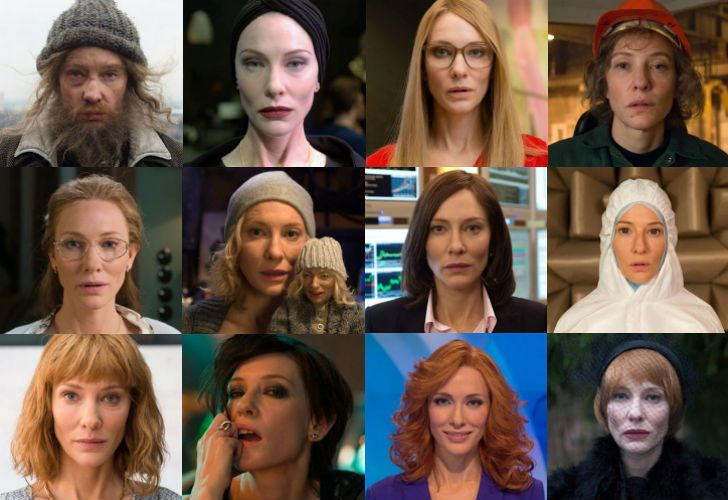Cate Blanchett plays 13 characters in Julian Rosefeldt's Manifesto, currently on show at Proa.
