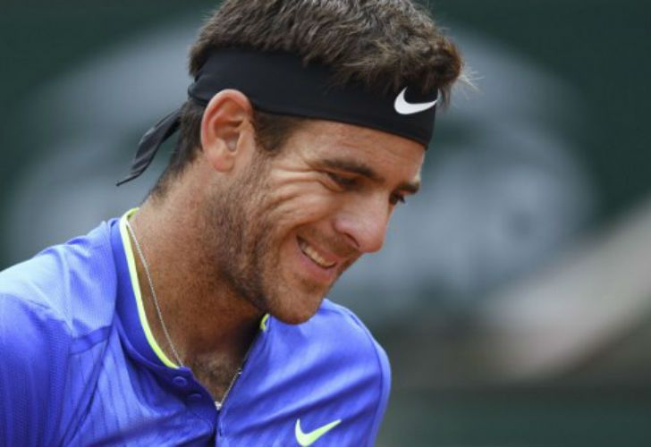Del Potro aims to face Federer. Will he defeat him?