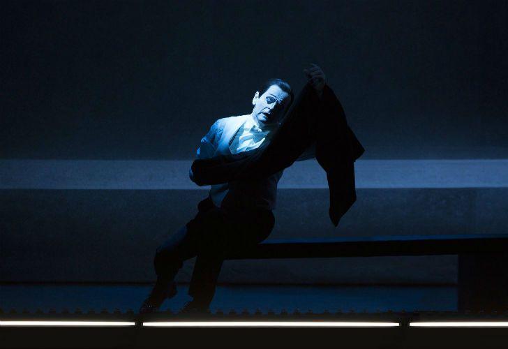Mikhail Baryshnikov returns to Buenos Aires this week, to play Vaslav Nijinsky, the legendary ballet dancer.