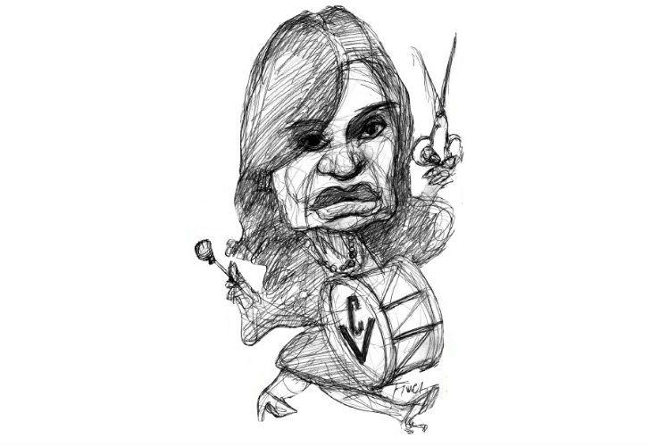 Formes president Cristina Fernández de Kirchner.