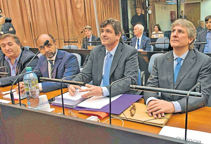 Boudou on trial (again).