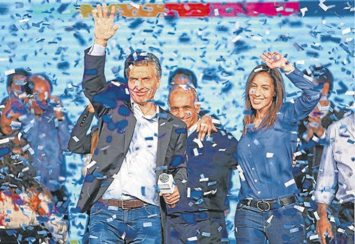 MARIA EUGENIA VIDAL, MAS QUE MACRI,podría darle a Cambiemos el triunfo en un ballottage en 2019.