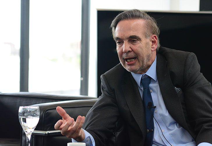 Entrevista a Miguel Ángel Pichetto