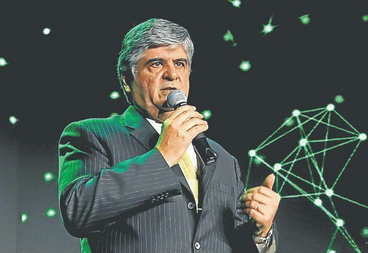 YPF President Miguel Gutiérrez.