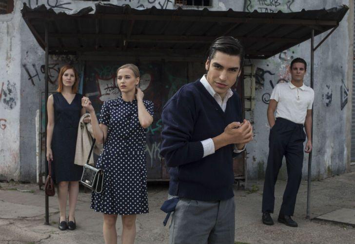 La miniserie de Sandro realizada por Adrián Caetano