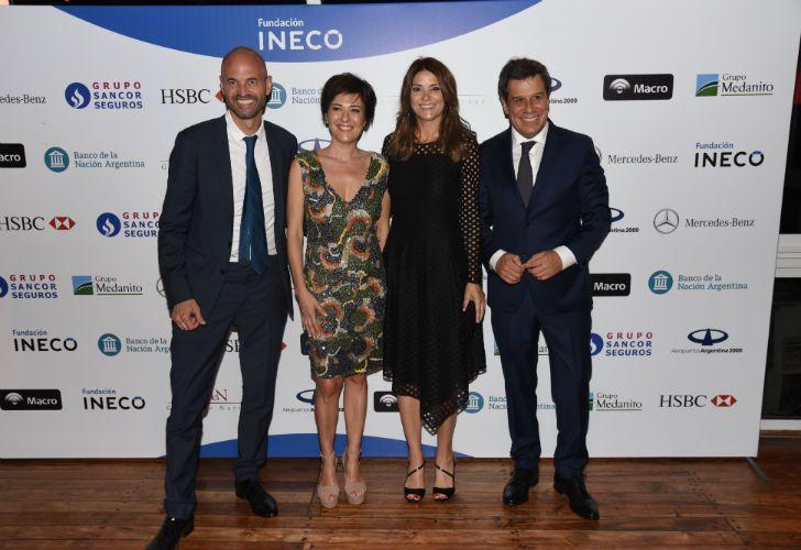 La Fundación INECO realizó, por séptimo año consecutivo, su cena anual.